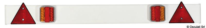 Barra in plastica con luci a LED 120 cm