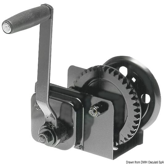 Argano SPX Brake Winch max 630 kg