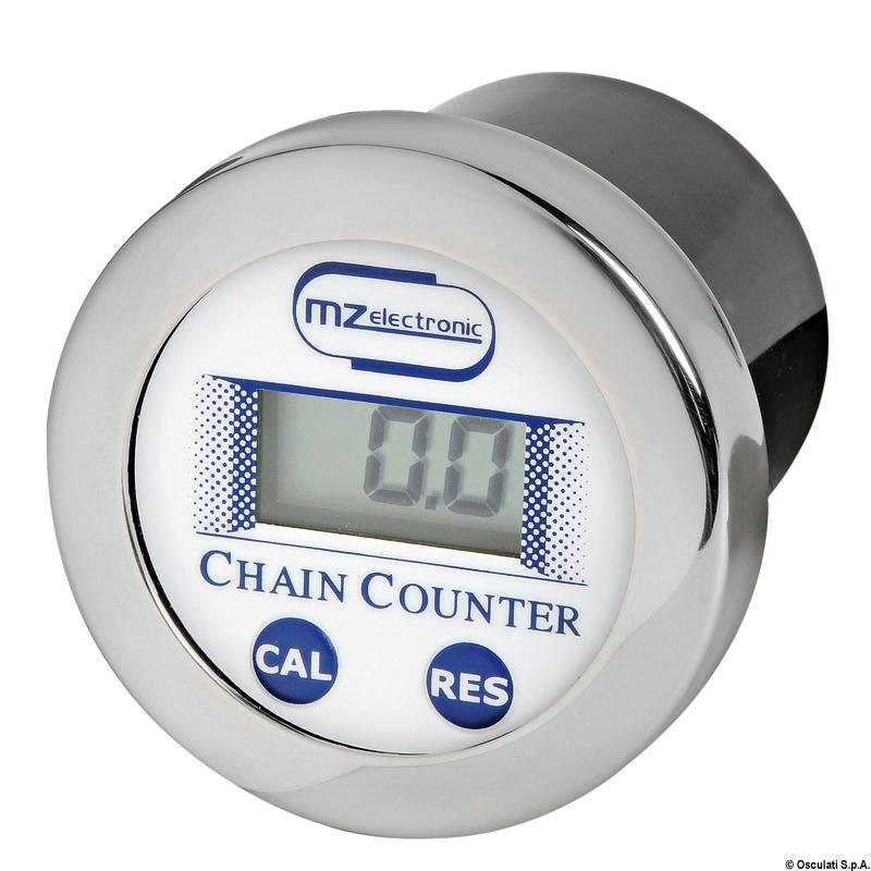 Contametri 12/24 V - max 99,9 m