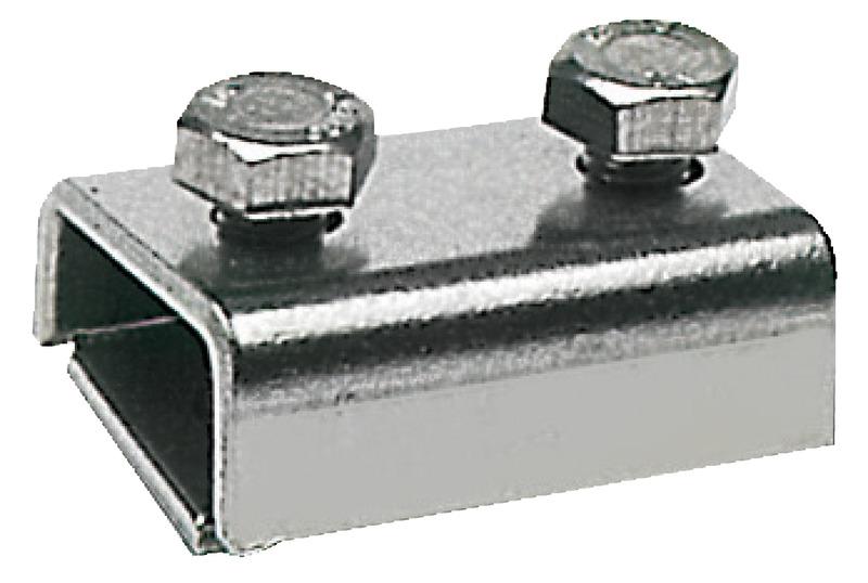 Morsetto inox cavo 2/6 mm