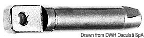Terminale in acciaio inox AISI 316 per cavo Parafil
