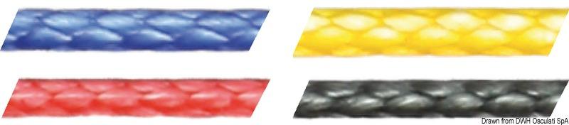 Treccia Marlow Kiteline Race 1,5 mm blu - 06.418.11BL