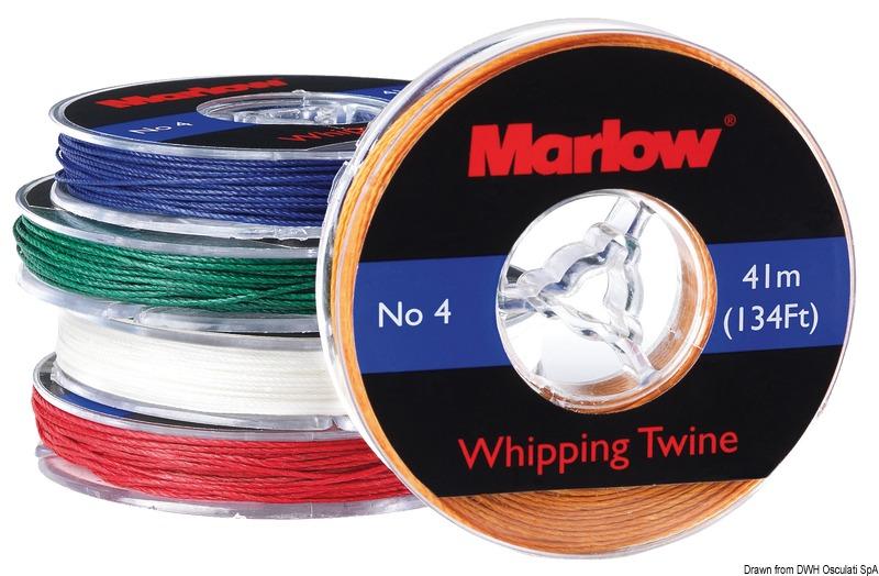 Filo cerato Marlow 0,3 mm - 10.207.02