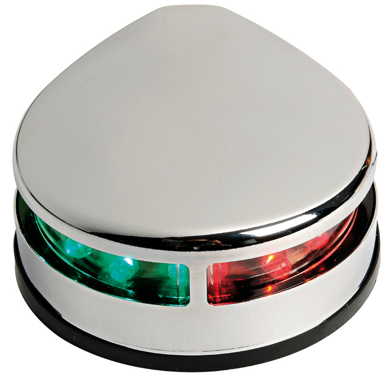 Luci di via Evoled a LED basso consumo in acciaio inox per fissaggio su piano