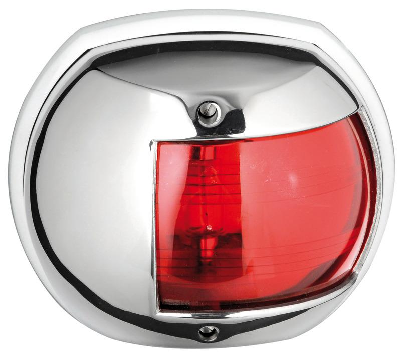 Luci di via Maxi 20 in acciaio inox AISI 316 lucidato a specchio