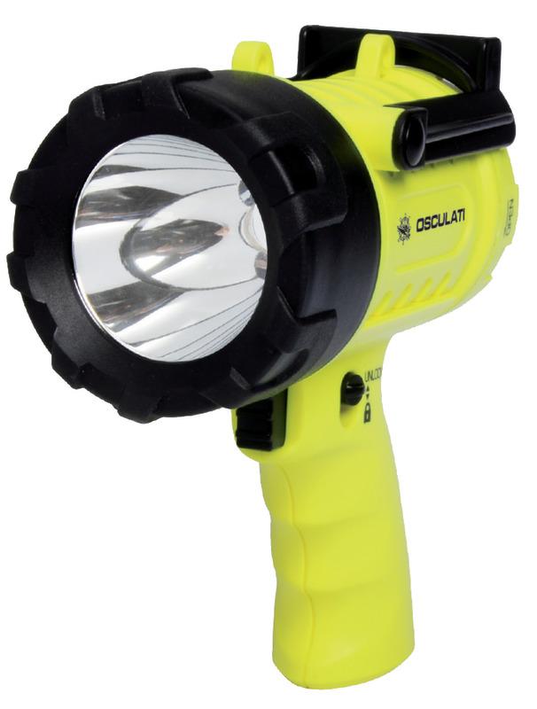 Torcia a LED impermeabile Extreme e Extreme plus