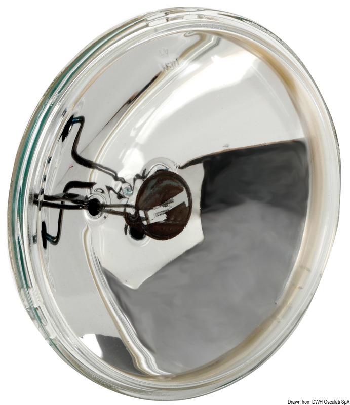 Bulbo da 6  a doppio filamento