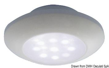 Plafoniera LED da incasso