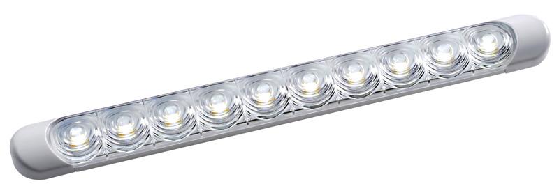 Plafoniera a LED da appoggio stagne