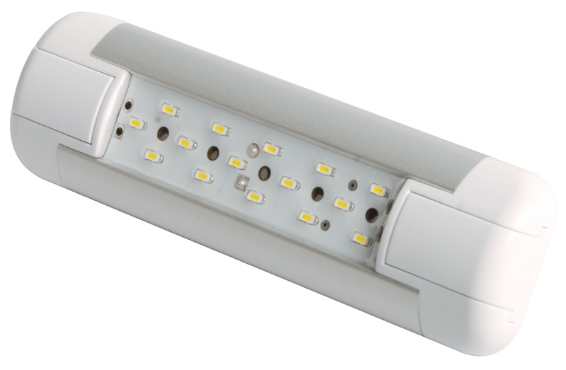 Luce Slim LED tecnica ed antiurto