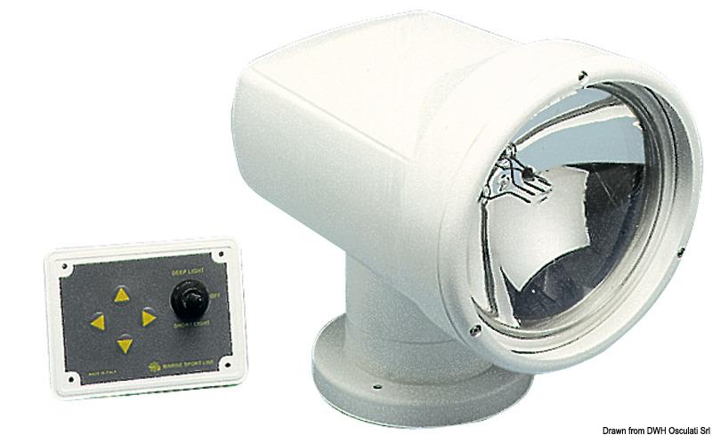 Faro elettrocomandato Night Eye Electric - Stanley