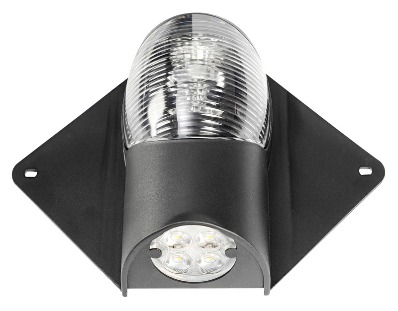 Luce di via e luce di coperta a LED per scafi fino a 20 m