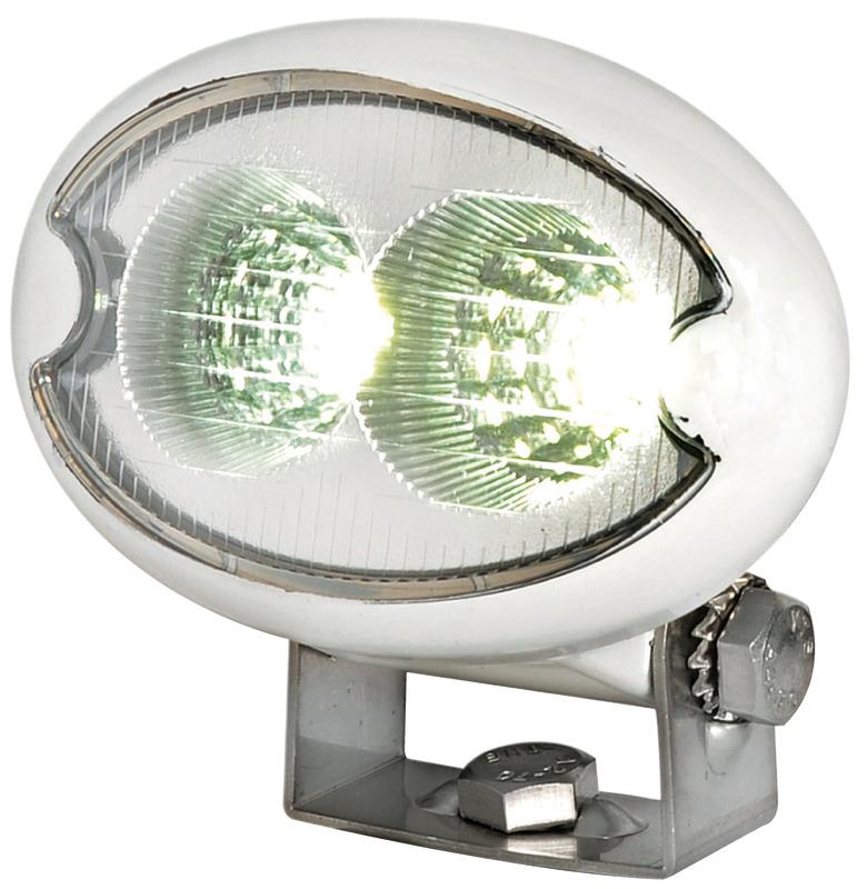 Faro LED HD roll-bar 6 W 12/24 V