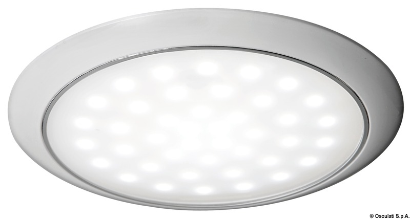 Plafoniera LED senza incasso