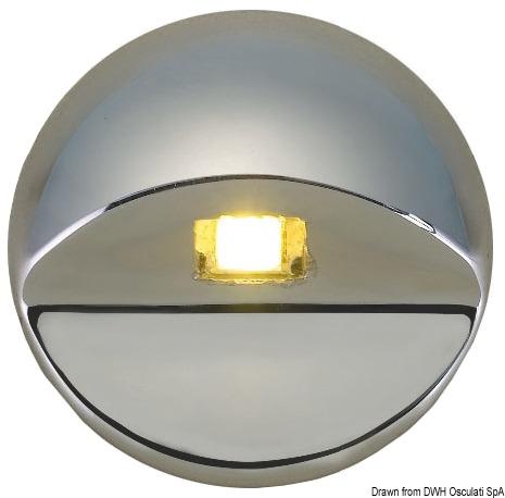 Luce di cortesia LED da incasso Alcor