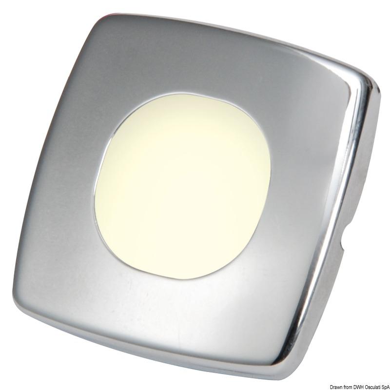 Luce di cortesia LED da incasso