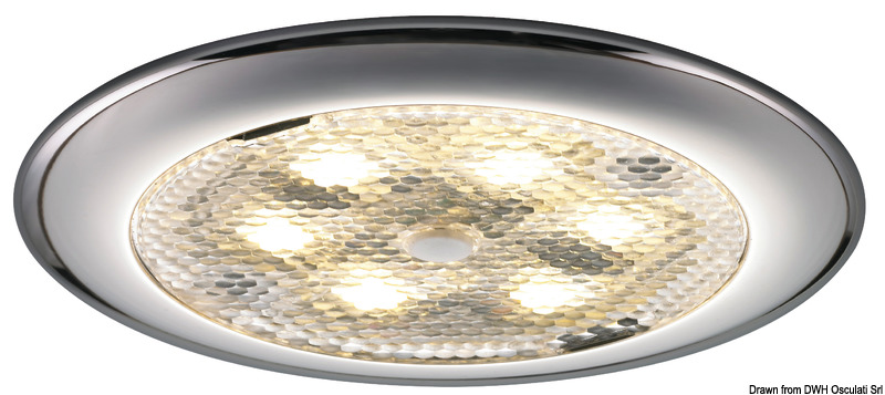 Plafoniera LED senza incasso Procion
