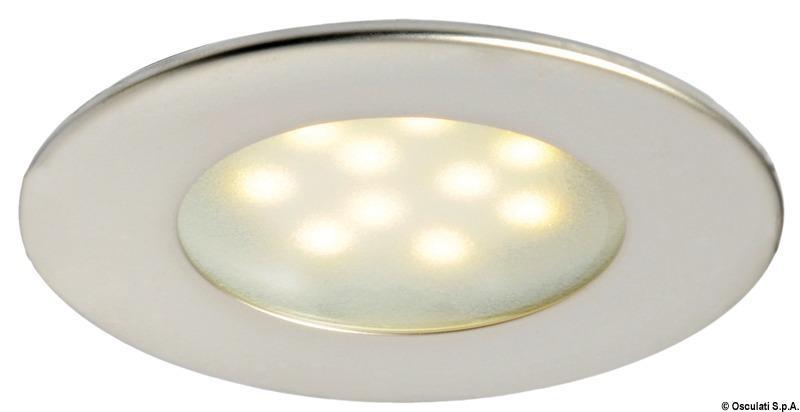 Plafoniera LED da incasso Atria