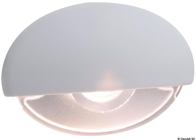 Luce di cortesia LED da incasso BATSYSTEM Steeplight