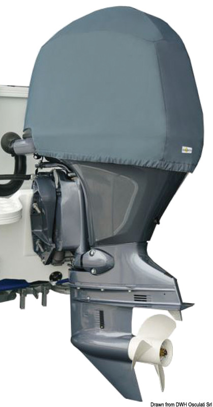 Coprimotore Oceansouth per Yamaha 50-70 HP - 46.541.06