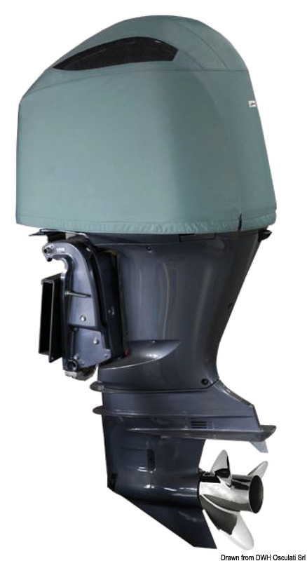 Coprimotore Yamaha Ventilato - 46.541.13