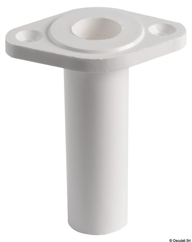 Costruito in Nylon, per tubi Ø mm 20
