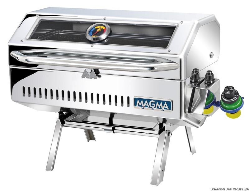 Barbecue MAGMA Catalina Infrared