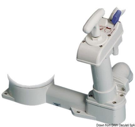 Pompa ricambio WC completa - 50.207.41