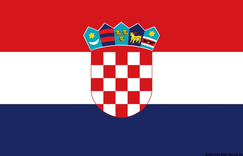 Bandiera - Croazia