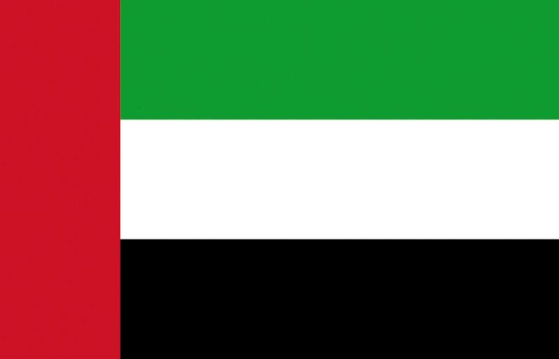 Bandiera - Emirati Arabi