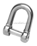 Accessori Nautica Grillo inox per ancore 5 mm  [0108005]