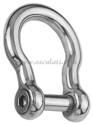 Accessori Nautica Grillo inox a cetra 14 mm  [0108114]