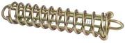 Accessori Nautica Molla ormeggio 270 mm  [0118906]<br/><font color=#962308>Quantità Minima: 4 pezzi (4.55€ al p.zo) </font>
