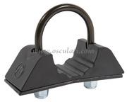 Accessori Nautica Supporto con cavallotto 6 mm per parafanghi   [0201315]<br/><font color=#962308>Quantità Minima: 4 pezzi (2.1€ al p.zo) </font>