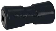 Accessori Nautica Rullo centrale nero 286 mm diamatro foro 21 mm  [0202903]