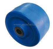 Rullo laterale blu 135x75 mm foro 22 mm  [0202910]Accessori Nautica