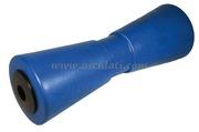 Accessori Nautica Rullo centrale blu 200 mm diamatro foro 21 mm  [0202922]