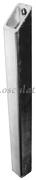 Accessori Nautica Tubo per rulli 40 x 40 x 300 mm  [0202960]<br/><font color=#962308>Quantità Minima: 2 pezzi (7.32€ al p.zo) </font>