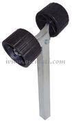Rullo basculante fisso laterale 40 mm  [0203122]Accessori Nautica