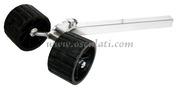 Accessori Nautica Rullo basculante 2 rulli rialzato 40 mm  [0203137]