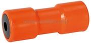 Accessori Nautica Rullo centrale arancio 200 mm diamatro foro 21 mm  [0203249]