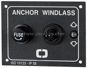 Accessori Nautica Pannello di comando verricelli 80 x 60 mm  [0234100]