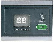 Contametri con sensore induttivo 12/24 V - 99 m