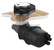 Accessori Nautica VX2+ basso 12V 1000W 8mm  [0259508]