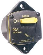 Interruttore termico stagno di protezione per verricello ed elica di prua