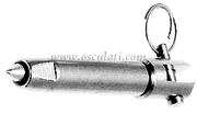 Accessori Nautica Terminale inox per Parafil forcella diamatro 7 mm  [0566407]<br/><font color=#962308>Quantità Minima: 2 pezzi (8.64€ al p.zo) </font>