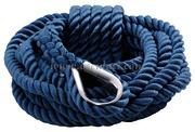 Cima ormeggio blu 12mm x 6m  [0644331]Accessori Nautica