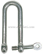 Accessori Nautica Grillo inox lungo asse imperdibile 5 mm  [0822205]