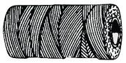 Accessori Nautica Bobina filo poliestere per vele 30 m  [1028701]<br/><font color=#962308>Quantità Minima: 3 pezzi (3.36€ al p.zo) </font>
