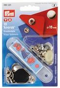 Accessori Nautica Serie 10 bottoni capote Prym  [1030102]<br/><font color=#962308>Quantità Minima: 2 pezzi (8.61€ al p.zo) </font>